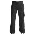 Pantalon de service noir LIGHT FE ENGEL