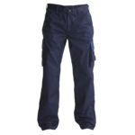 Pantalon de service bleu marine LIGHT FE ENGEL