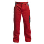 Pantalon rouge FE ENGEL – ECO LABEL