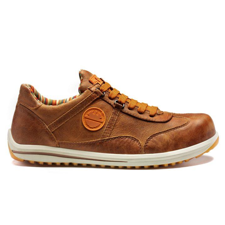 chaussures de sécurité basses S3 tabac