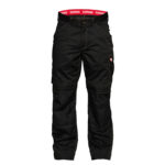 Pantalon COMBAT noir FE ENGEL