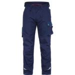 Pantalon de travail GALAXY bleu FE ENGEL