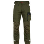 Pantalon de travail GALAXY vert FE ENGEL