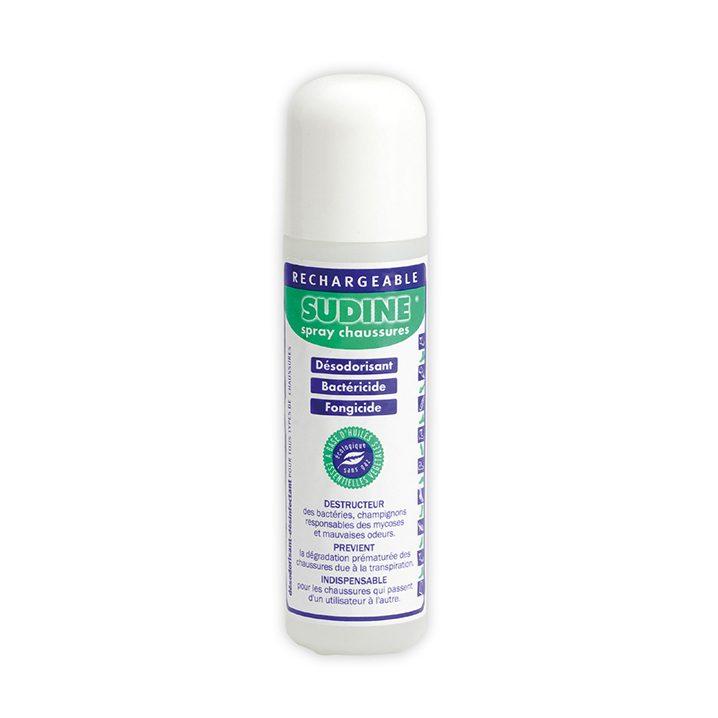 Spray désodorisant et désinfectant pour chaussures