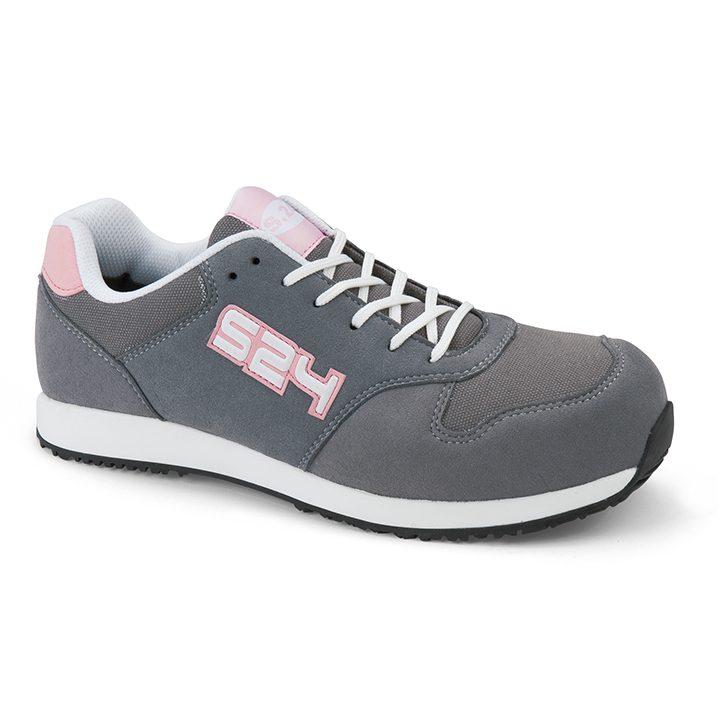 chaussures de sécurité femme S1P basket S24