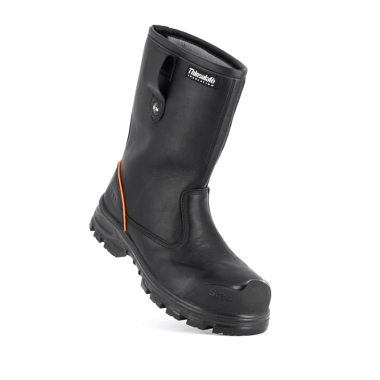 29ff0fdb4368b Chaussures de sécurité S3 type bottes HERCULE S24 - VVetech