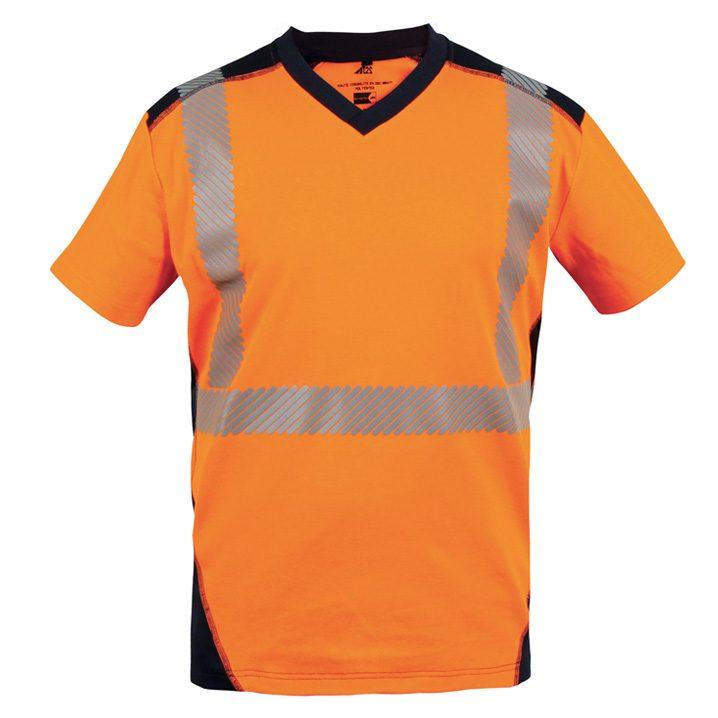 T-shirt haute visibilité