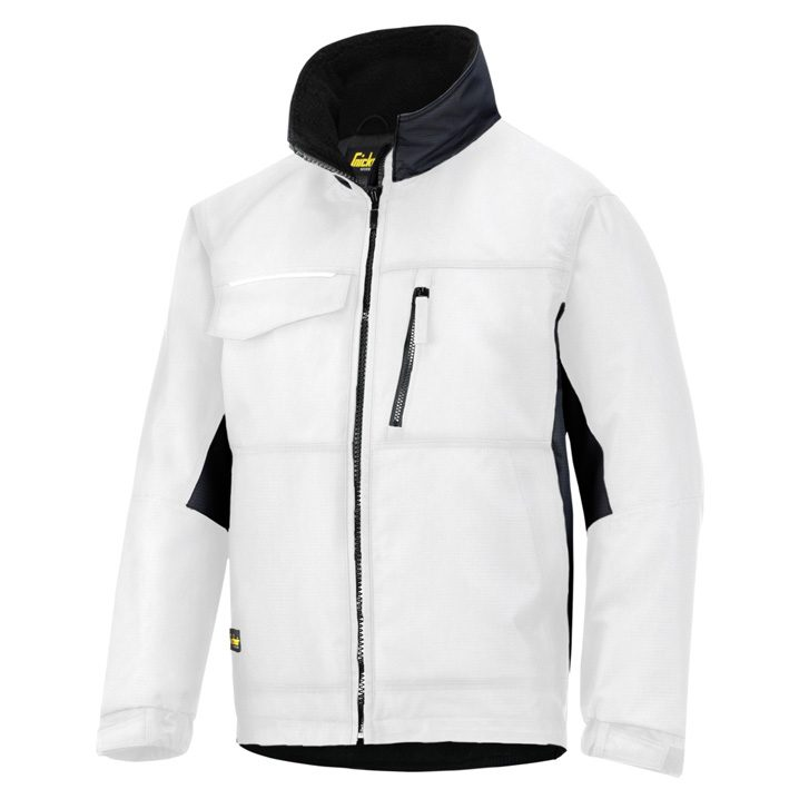 veste d'hiver rip stop snickers workwear