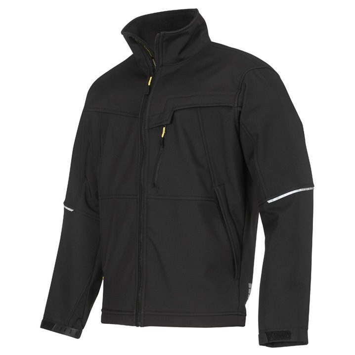 veste soft shell noir Snickers workwear