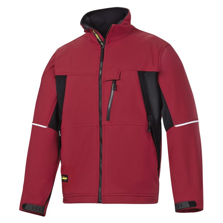 veste soft shell snickers workwear