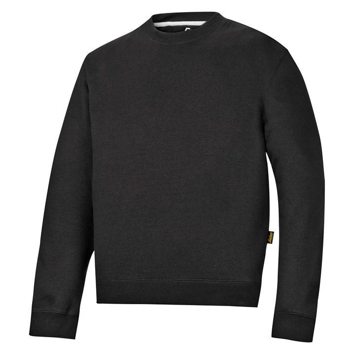 sweat shirt noir