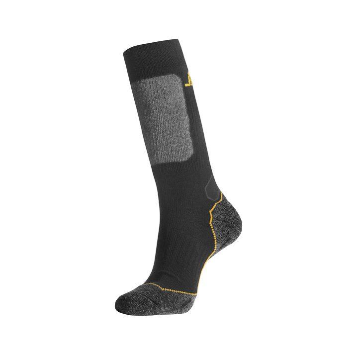 chaussettes hautes laine