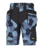 Short avec poches holster+, FlexiWork SNICKERS WORKWEAR